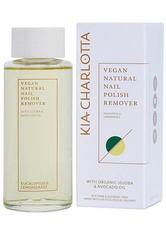 KIA-CHARLOTTA - Kia Charlotta Produkte Nail Polish - Remover 100ml Nagellackentferner 100.0 ml - Nagellackentferner
