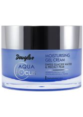Douglas Collection Aqua Focus Moisturising Gel Cream Gesichtscreme 50.0 ml