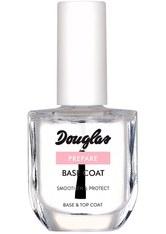 DOUGLAS COLLECTION - Douglas Collection Nagellack 10 ml Nagelunterlack 10.0 ml - Base & Top Coat