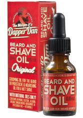 Dapper Dan Produkte Beard and Shave Oil Rasieröl 25.0 ml