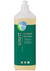 SONETT - Sonett Produkte Handseife - Rosmarin Nachfüllflasche 1000ml Flüssigseife 1.0 l - SEIFE