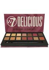W7 Produkte Delicious Eye Colour Palette - Natural & Berry Lidschatten 1.0 pieces