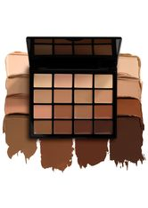 NYX Professional Makeup Paletten Pro Foundation Palette Foundation 17.6 g