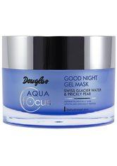 DOUGLAS COLLECTION - Douglas Collection Aqua Focus 50 ml Feuchtigkeitsmaske 50.0 ml - CREMEMASKEN