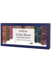 Isadora Eyeshadow Palette Color Burst Lidschatten 112.0 g