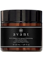 Avant Skincare Age Defy+ Avant Age Defy+ R.N.A. Radical Anti-Ageing & Retexturing Face & Eye Cream Gesichtscreme 50.0 ml