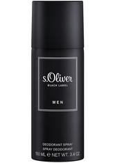 s.Oliver Black Label Deodorant & Bodyspray Deodorant 150.0 ml