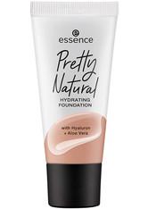essence Pretty Natural Hydrating Flüssige Foundation  30 ml NR. 200 - WARM SUN