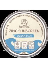 Suntribe Produkte Zinksonnencreme  - Ocean Blue LSF30 10g  10.0 g