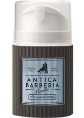 Becker Manicure Mondial 1908 Antica Barberia Original Talc Pre Shave Cream 50 ml