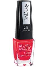 ISADORA - Isadora Gel Nail Lacquer Nr. 226 - Coral Crush Nagellack 6.0 ml - Nagellack