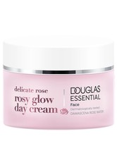 Douglas Collection Pflege Rosy Glow Day Cream Delicate Rose Gesichtscreme 50.0 ml