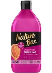 Nature Box Haarpflege Volumen Spülung  385.0 ml