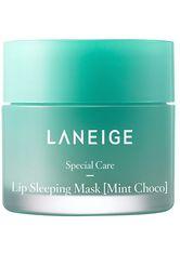 Laneige Produkte Laneige Lip Sleeping Mask Mint Choco Lippenbalm 20.0 g