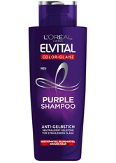 L´Oréal Paris Elvital Color Glanz Purple Haarshampoo 200.0 ml