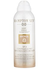 HAMPTON SUN - Hampton Sun Produkte Hampton Sun Produkte SPF 8 Bronze Continuous Mist Sonnenspray 148.0 ml - Sonnencreme
