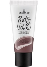 essence Pretty Natural Hydrating Flüssige Foundation  30 ml NR. 310 - NEUTRAL COCOA