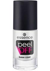 ESSENCE - essence Peel Off Base Coat Nagelunterlack  Transparent - NAGELLACK