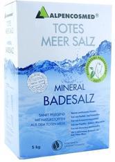 ALPENCOSMED - AZETT Produkte Alpencosmed Totes Meer Salz Mineral Badesalz,5kg All-in-One Pflege 0.5 kg - DUSCHEN & BADEN