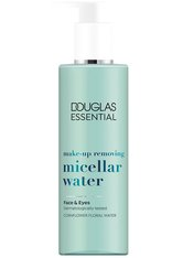 Douglas Collection Reinigung Eyes & Face Make-up Removing Micellar Water Make-up Entferner 200.0 ml