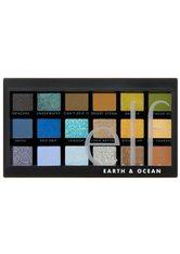 e.l.f. Cosmetics Lidschatten Earth & Ocean Eyeshadow Palette Lidschatten 17.0 g