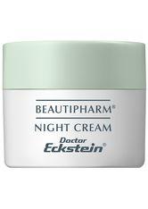 Doctor Eckstein Beautipharm Night Cream Gesichtscreme 50.0 ml