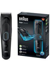 Braun Haar- und Bartschneider HC5010, ultimatives Haarschneiden, Erlebnis von Braun in 9 Längen