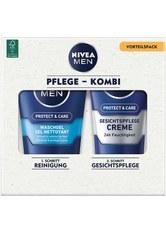 Nivea Pflege Men Protect & Care Kombi Pack Gesichtspflege 1.0 pieces