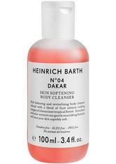 HEINRICH BARTH - Heinrich Barth Produkte 391-013 Duschgel 100.0 ml - DUSCHPFLEGE