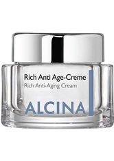 Alcina Kosmetik Trockene Haut Rich Anti Age Cream 50 ml