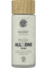 Naobay Pflege Herrenpflege All In One For Men Multi Effect After Shave 100 ml
