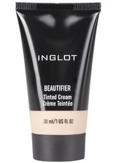 INGLOT Beautifier Tinted Cream Flüssige Foundation  30 ml Nr. 101
