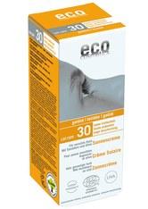 ECO COSMETICS - Eco Cosmetics Sonnencreme LSF 30 getönt 75 ml - SONNENCREME