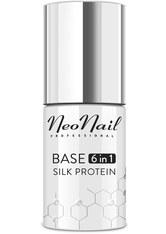NEONAIL UV Base-/Topcoat Base 6in1 Silk Protein Nagellack 7.2 ml