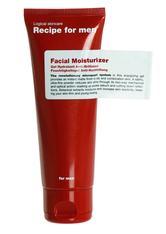 Recipe for men Produkte Facial Moisturizer Gesichtslotion 75.0 ml