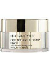 Helena Rubinstein Glättung Re-Plump Night Cream Gesichtscreme 50.0 ml