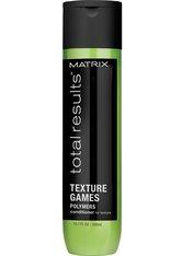 MATRIX - MATRIX Total Results Texture Games Conditioner 300 ml - CONDITIONER & KUR