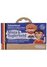 NAMAKI - Namaki Produkte Schminkset - Ninja & Superheld 7.5g Geschenkset 7.5 g - MAKEUP SETS