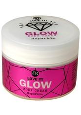 Bettina Barty Produkte Glow Body Cream Sparkle Gesichtspflege 225.0 ml