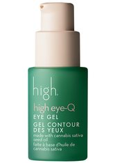 HIGH BEAUTY - High Beauty Pflege High Beauty Pflege High Eye-Q Augengel 15.0 ml - Augencreme
