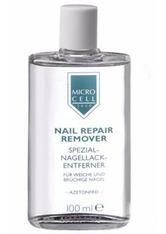Microcell Microcell 2000 Nail Repair Nail Repair Remover Nagellackentferner 100.0 ml