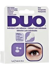 DUO - DUO - Wimpernkleber für Einzel- u. Dauerwimpern - Individual Lash Adhesive - Transparent - FALSCHE WIMPERN & WIMPERNKLEBER
