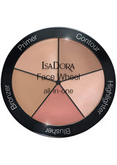 Isadora Rouge Face Wheel all-in-one Bronzer 18.0 g