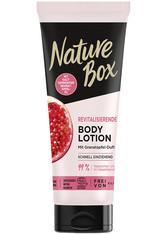 Nature Box Körperpflege Revitalisierende Body Lotion Bodylotion 200.0 ml