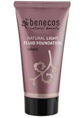 benecos Foundation Fluid Foundation - Sahara 30ml Foundation 30.0 ml