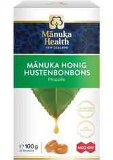 MANUKA HEALTH - manuka health Honig Lutschbonbons MGO 400+ mit der Kraft reiner Propol - Wohlbefinden