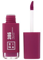 3INA Longwear Lipstick  Liquid Lipstick 7 ml Nr. 386
