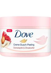 Dove Dove Original Creme-Dusch-Peeling Granatapfel & Sheabutter Körperpeeling 225.0 ml