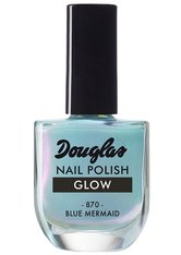 DOUGLAS COLLECTION - Douglas Collection Nagellack Glow Blue Mermaid Nagellack 10.0 ml - NAGELLACK