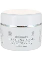 D.R. Harris Produkte Ginger & Lemon Moisture Cream Bodylotion 100.0 ml